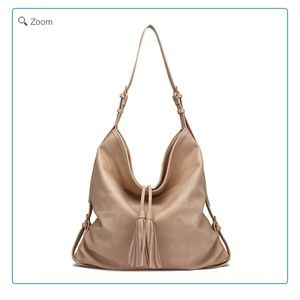 Handbags - NEW Fashion Tassel Shoulder Bag